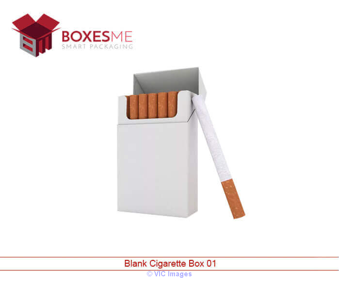 Get Amazing Designs of Blank Cigarette Boxes calgary