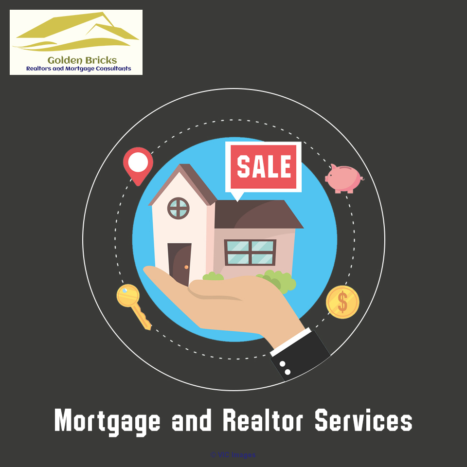 Golden Bricks top mortgage brokers | Best Mortgage & Realtor Services