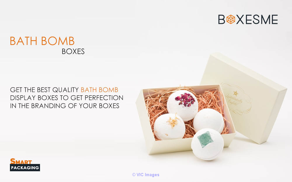 Get Your High-Quality Bath Bomb Packaging From us calgary