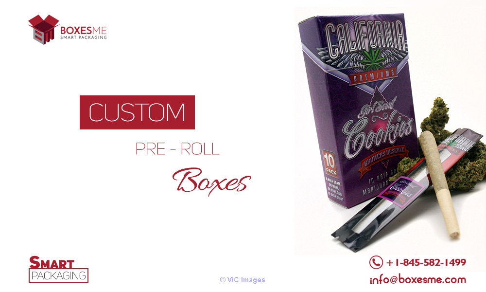 Unique Idea`s of Pre Roll Joints Packaging For Sale in USA calgary