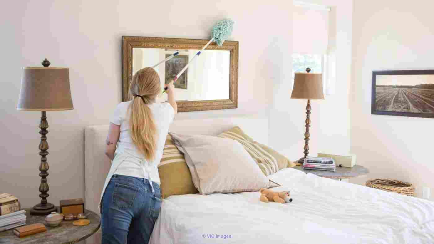 Efficient Bedroom Cleaning Services calgary