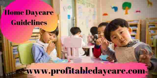 Home Daycare Guidelines – Profitable Daycare Calgary, Alberta, Canada Classifieds