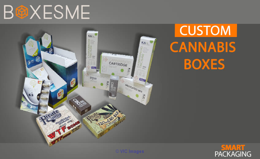 Unique Idea`s of Custom Cannabis Boxes For Sale in USA Calgary, Alberta, Canada Annonces Classées