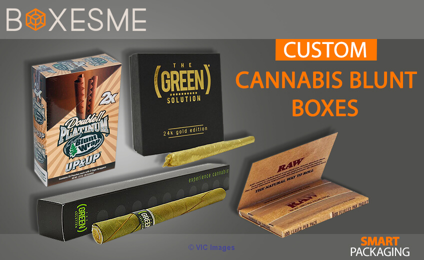 We provide High-Quality Cannabis Blunt Boxes For Sale