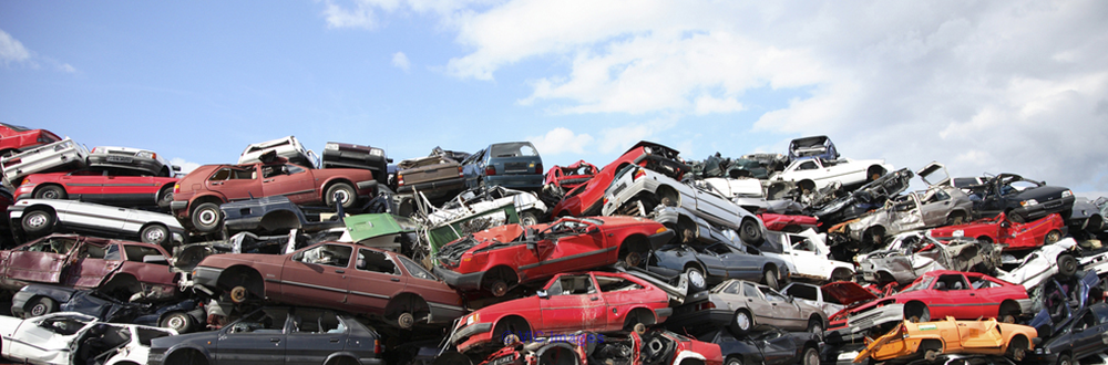 GTA junk Car Removal - Specialized in the removal of Old Damaged