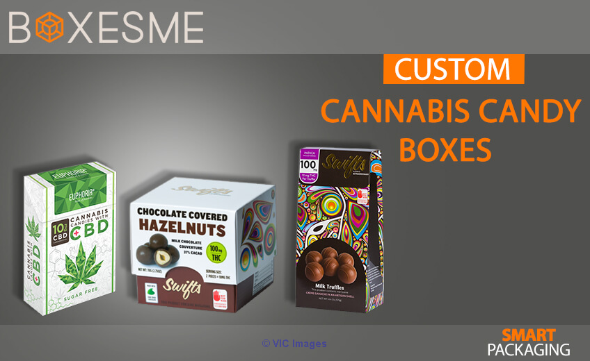 You Can Get Fully Customized Cannabis Candy Boxes Calgary, Alberta, Canada Classifieds