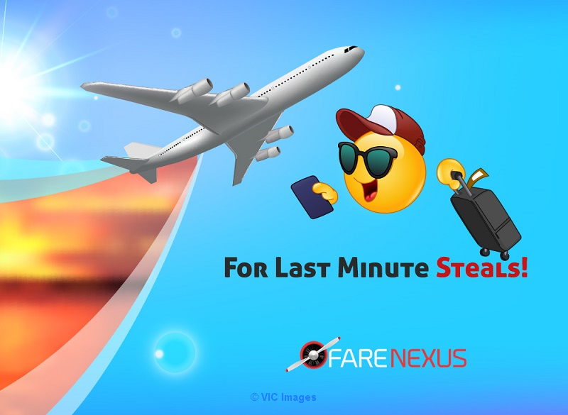 Get cheap flight tickets- Farenexus