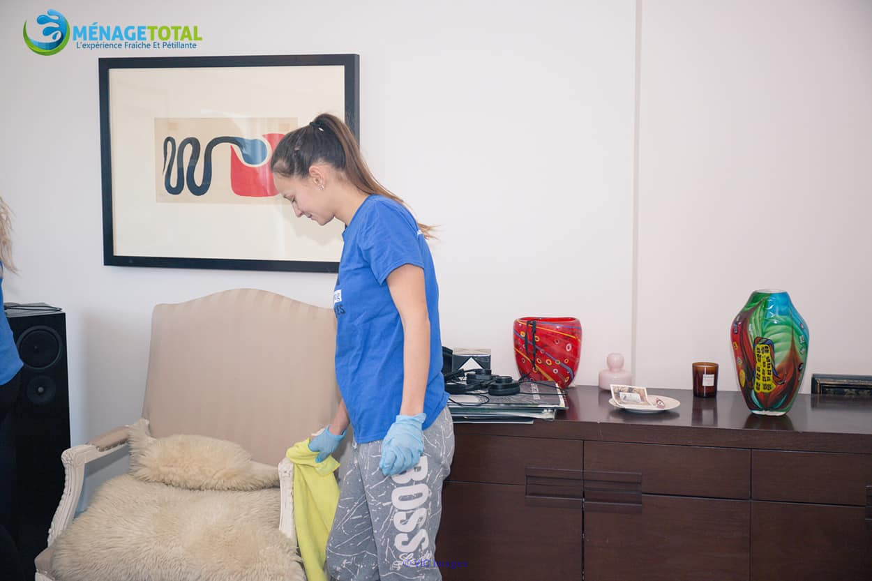 Tidy Cleaning Tips When Living in a Small Room or Apartment