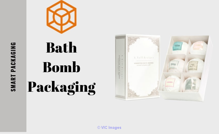 Get Your Bath Bomb Packaging From us in USA
