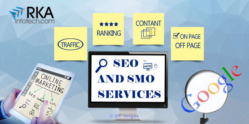 Best SEO and SMO Services Company in Delhi