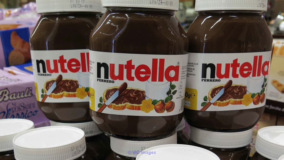 Nutella Chocolate Spread, Coffee, Confectionery calgary