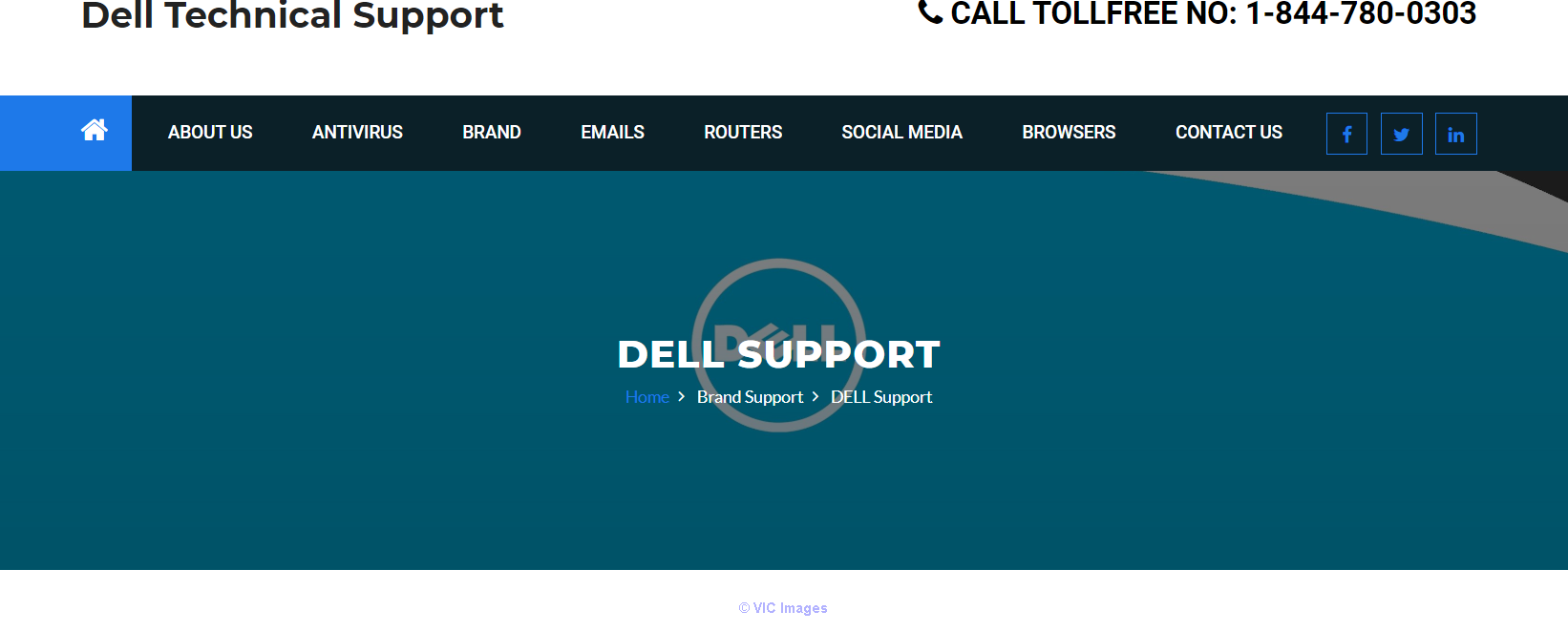 Dell Support Canada Phone Number 1-844-780-0303