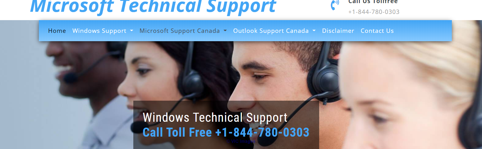 Microsoft Support Phone Number Canada 1-844-780-0303