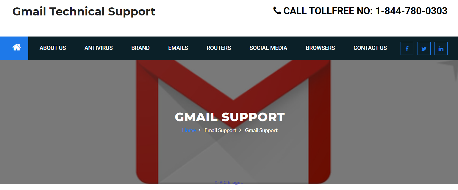 GMail Customer service Number Canada 1-844-780-0303