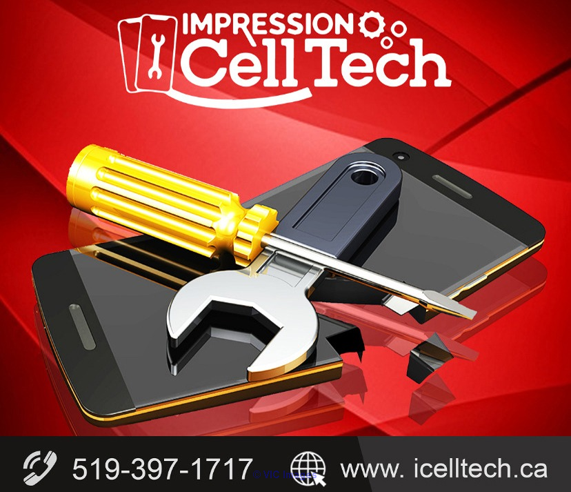 Affordable Cell Phone Repair in Chatham. calgary
