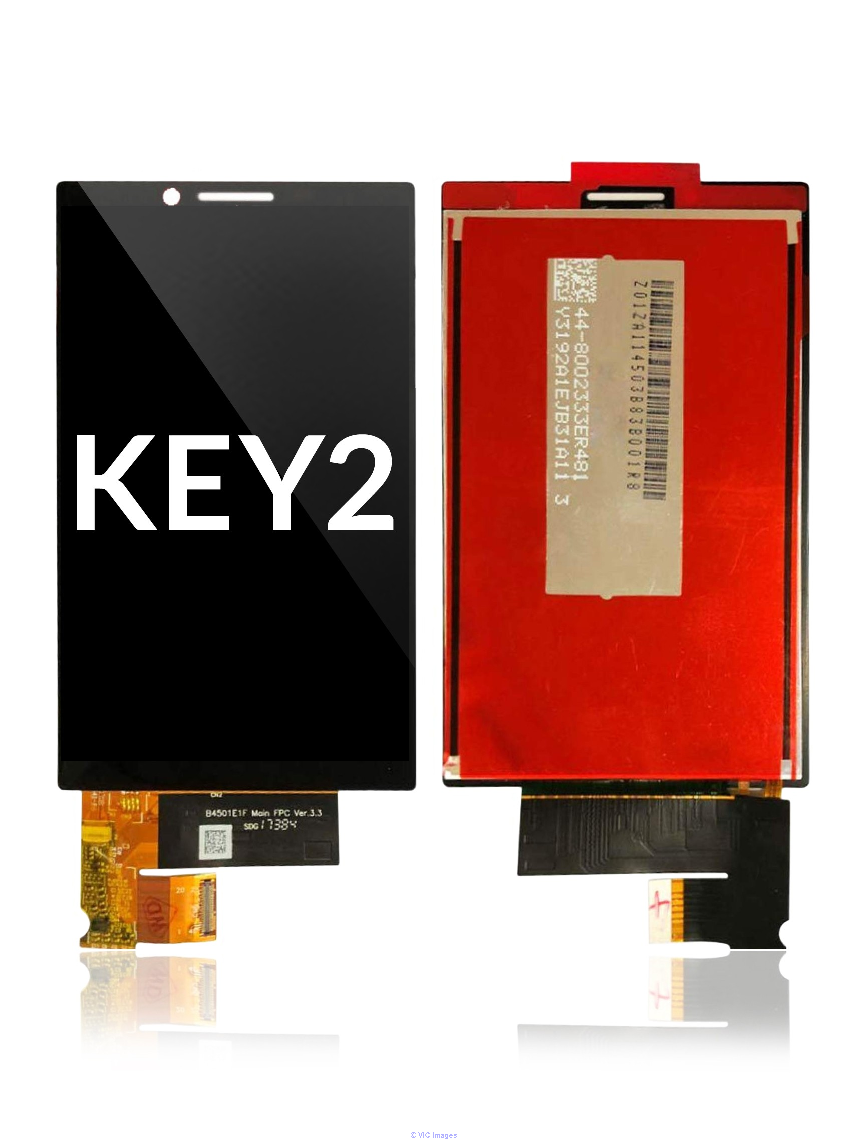 Blackberry Key2 Screen Replacement | Phone LCD Wholesale - Mobilesentr