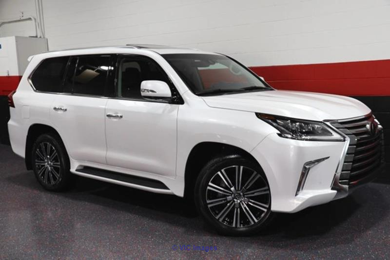 Fairly Used 2018 Lexus Lx 570 For Sale