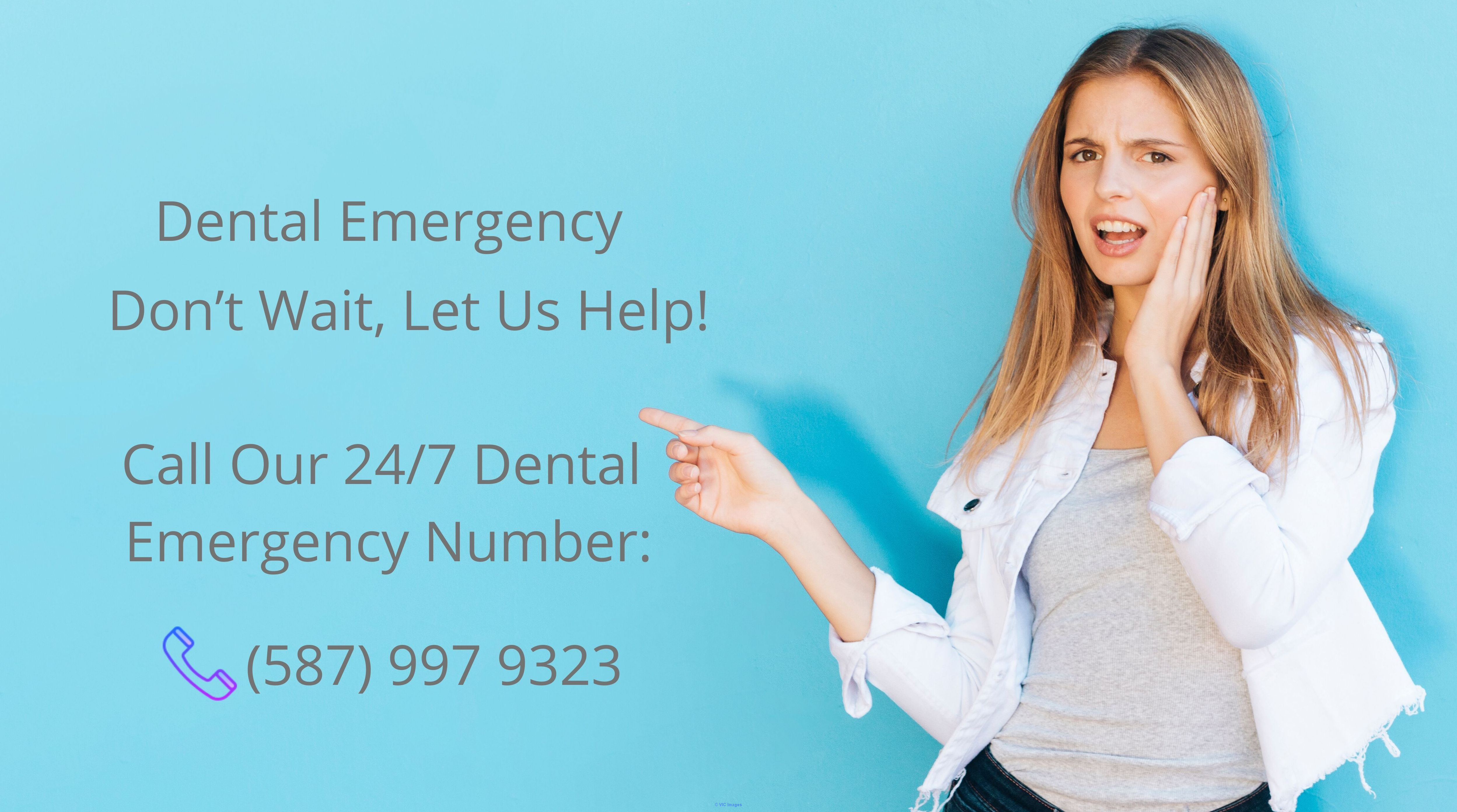 Need An Emergency Dentist in Calgary AB?